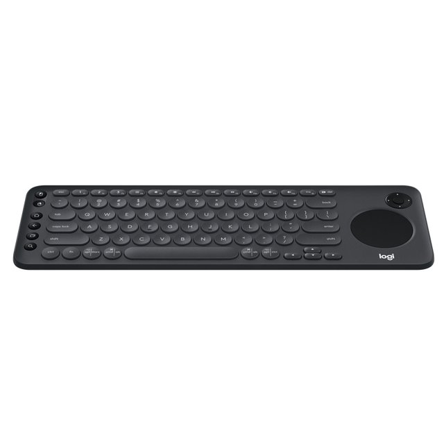 Teclado Logitech K600 Wireless Touch Plus Tv Pad Multitactil - comprar online