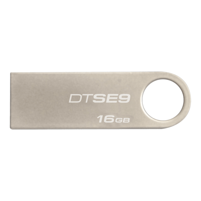 Pendrive Kingston Dtse9 16 Gb Usb 2.0 Pen Drive Memoria Usb