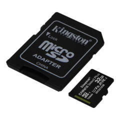 TARJETA MEMORIA KINGSTON 32GB MICRO SDCS2 CANVAS SELECT PLUS - comprar online