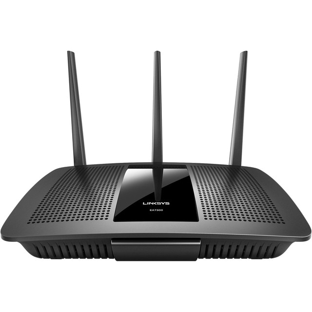 Router Linksys Ac 1750 Ea7300 Wifi Gigabit Mu-mimo Dual Band