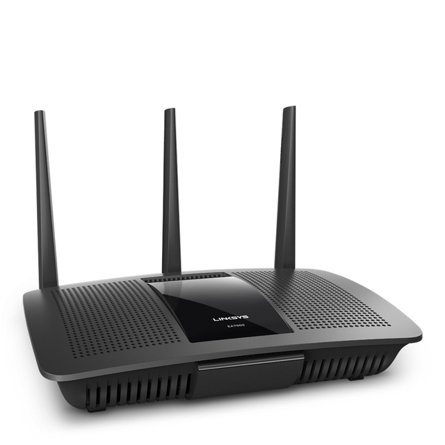 Access point, Router Linksys Max-Stream EA7300 - comprar online