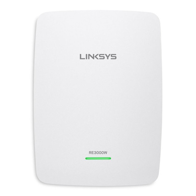 Extensor De Señal Wifi Linksys Re3000 N300 2.4ghz