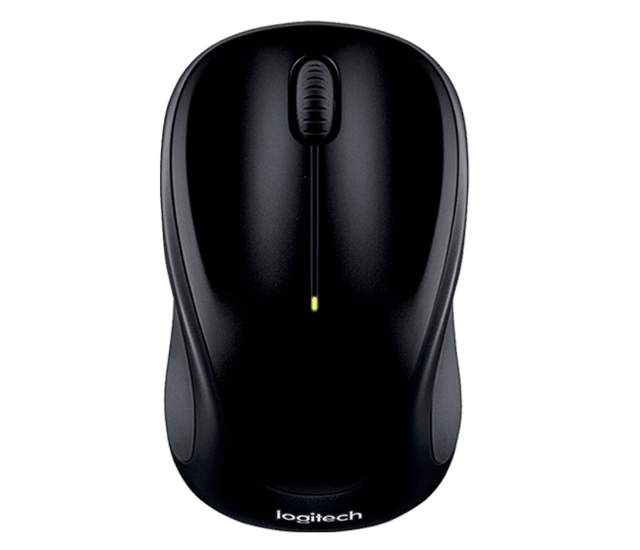 Mouse Inalambrico Logitech M317 Wireless Unifying Negro