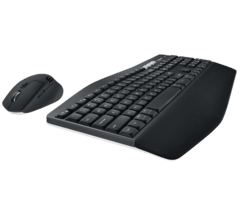 Combo Teclado Mouse Logitech Mk850 Inalambrico Mk 850 Wireless Unifying