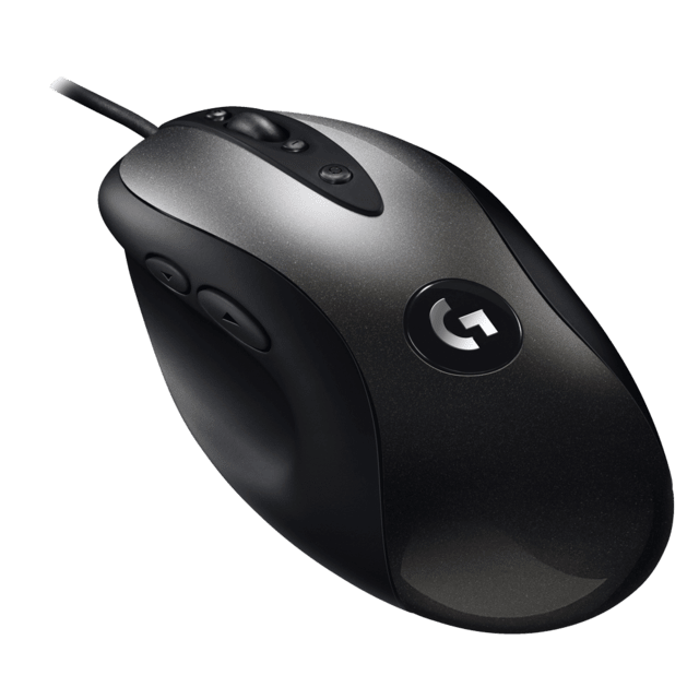 Mouse Logitech Mx518 Cable Usb Juego Gamer Legendary Hero