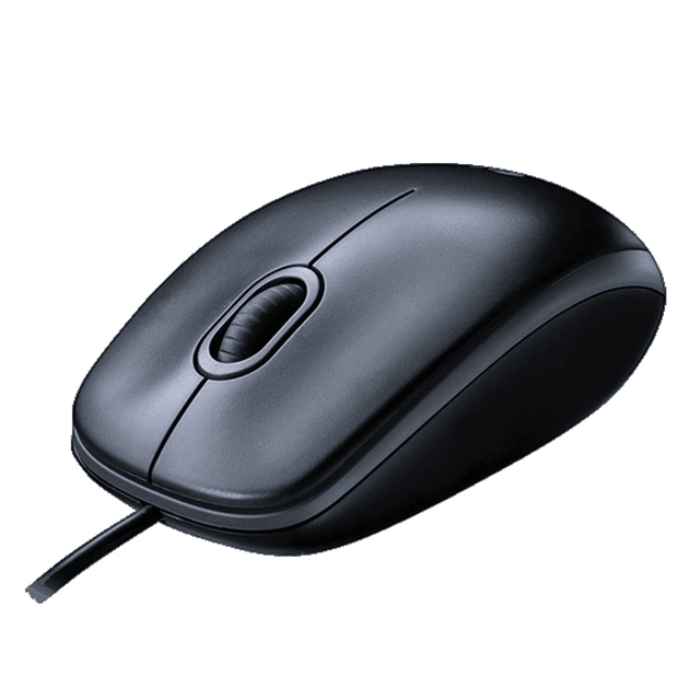 Mouse Logitech M100 Cable Usb Escritorio en internet