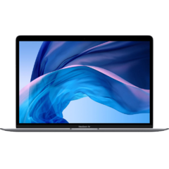 Macbook Air Mwtj2ll A Space Gray I3 8gb Ssd 256gb Tec Ingles