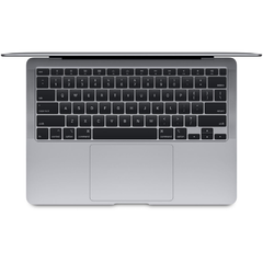 Macbook Air Mwtj2ll A Space Gray I3 8gb Ssd 256gb Tec Ingles - comprar online
