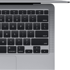 Macbook Air Mwtj2ll A Space Gray I3 8gb Ssd 256gb Tec Ingles en internet