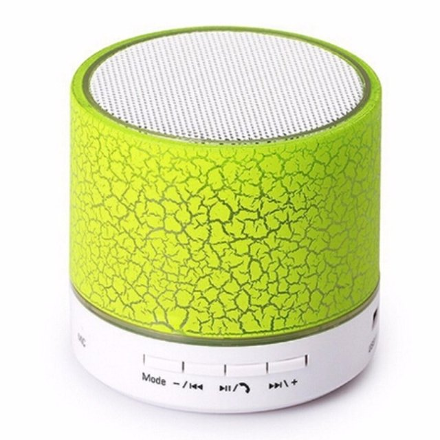 Mini Parlante Bluetooth Fm Luces Auxiliar Usb en internet