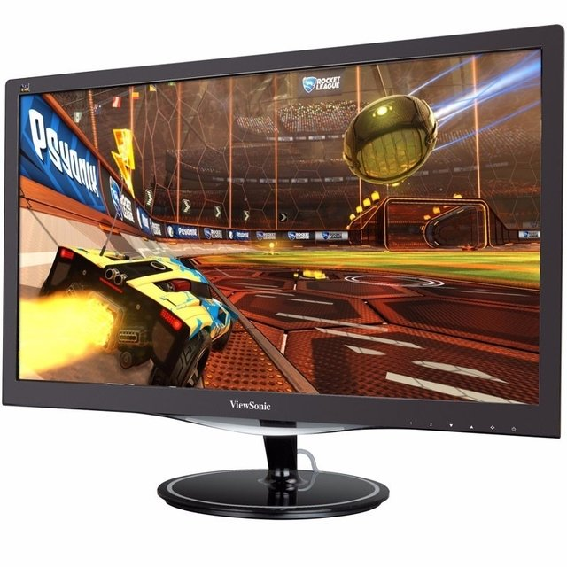 Monitor Led Viewsonic 24 Gamer Vx2457-mhd 2ms Freesync