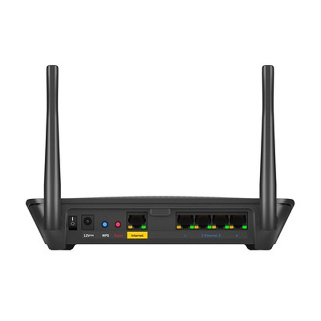 Router Wifi Linksys 5 Mesh Mr6350 Ac1300 Dual Band Fs - comprar online