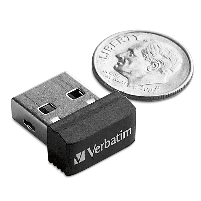 Memoria Pendrive Usb Verbatim 16 Gb Store N Go Ideal Stereos - FsComputers