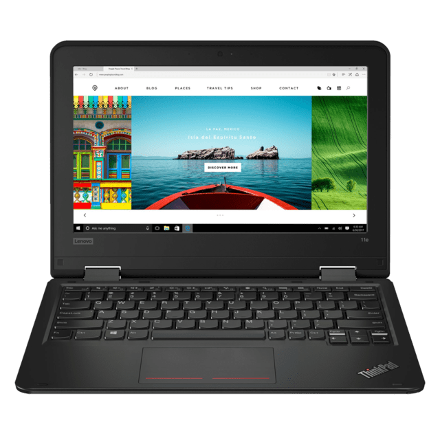 Notebook Lenovo 11.6 Thinkpad 11e M3-7y30 Ssd 256gb 8 Gb W10
