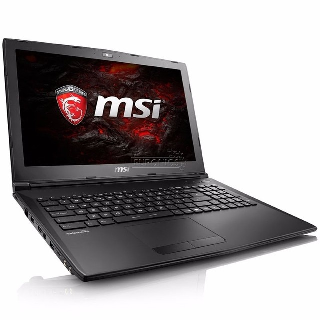 Notebook Gamer Msi Ge62 7re I7 7gen 16gb 128+1tb Gtx1050 4gb - comprar online