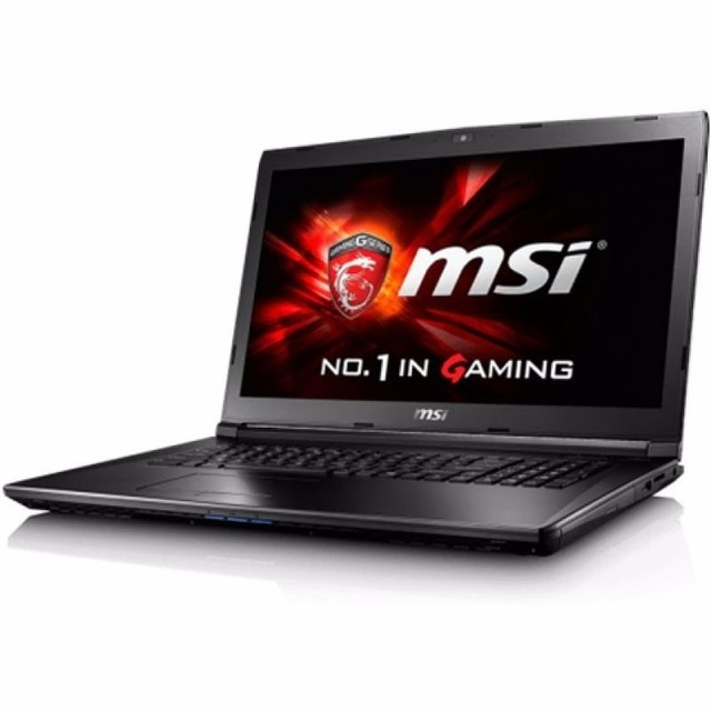 Notebook Gamer Msi Ge62 7re I7 7gen 16gb 128+1tb Gtx1050 4gb en internet
