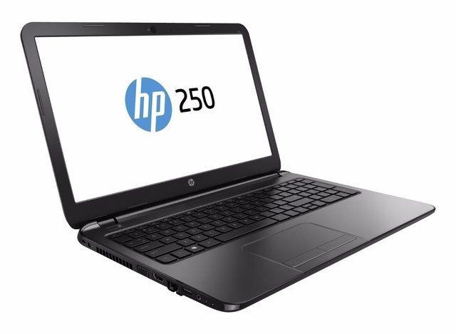 Notebook Hp 250 W8k79la 15.6 Core I5 6200 4gb 1tb Free Dvd en internet