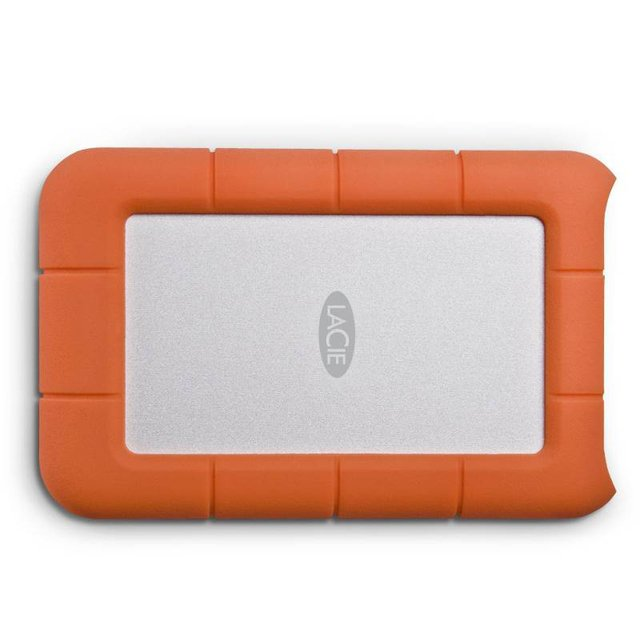 Disco Externo Lacie Rugged Mini 4 Tb Usb 3.0 Portatil - FsComputers