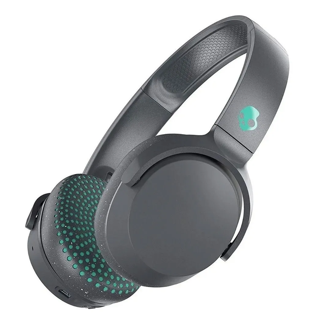 Auriculares Skullcandy Riff Wireless Gris S5pxw-l672
