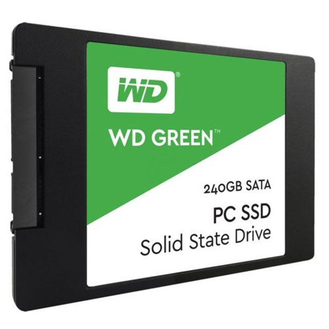 DISCO INTERNO WD SSD 240 GB GREEN