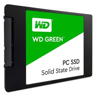 DISCO INTERNO SSD WD 480 GB GREEN SATA E......