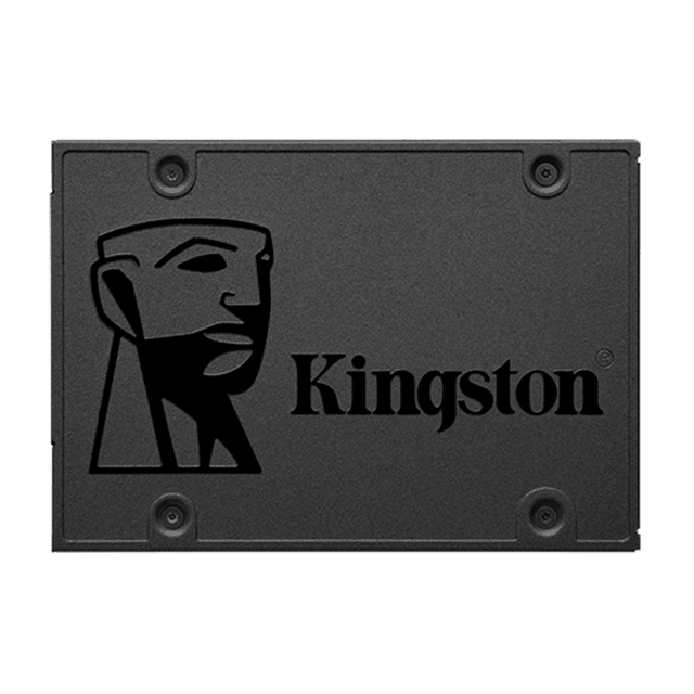 Disco Ssd Kingston A400 Interno 240 Gb Estado Solido Sata3 - comprar online