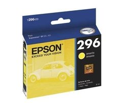 Cartucho Epson T296 Amarillo Original Tinta 4 Ml T296420