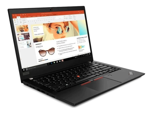 Notebook Lenovo T495 Ryzen 5 3500u 8gb 256ssd 14hd Win10 Pro