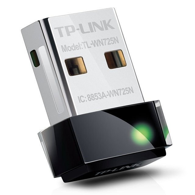 ADAPTADOR TP LINK WN725N WIRELESS NANO