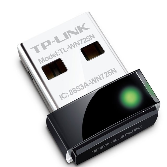 ADAPTADOR TP LINK WN725N WIRELESS NANO - comprar online