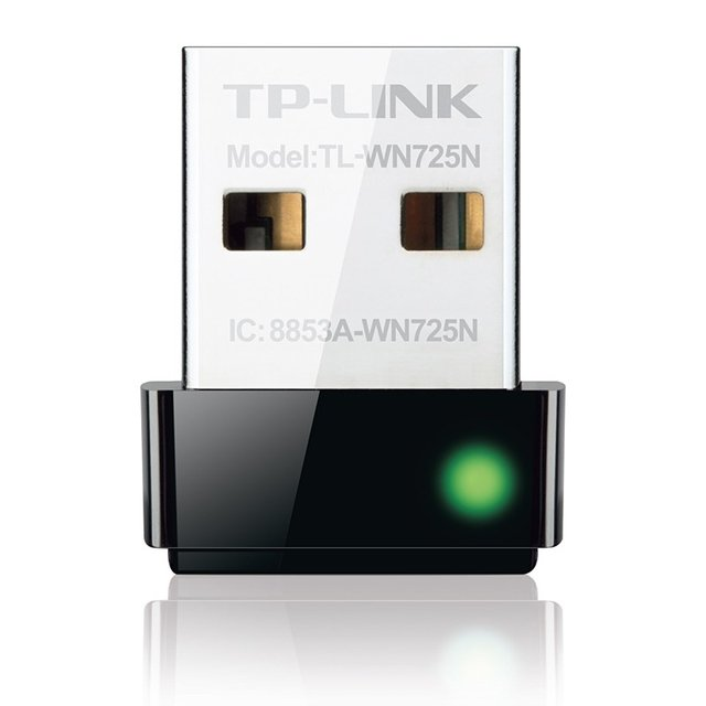 ADAPTADOR TP LINK WN725N WIRELESS NANO - FsComputers