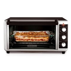 HORNO ELECTRICO BLACK + DECKER TO3251XSB