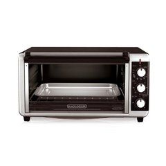 HORNO ELECTRICO BLACK + DECKER TO3251XSB - comprar online