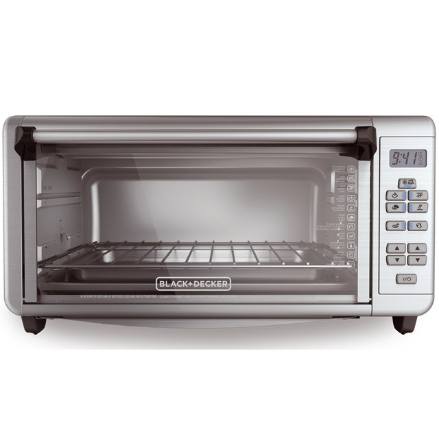 Horno Convector Black + Decker To3291xsd Digital 30 Lts
