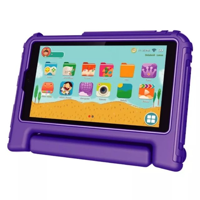 Tablet Viewpad 7¨ Kids7a Violeta Qcore 1gb Kidoz