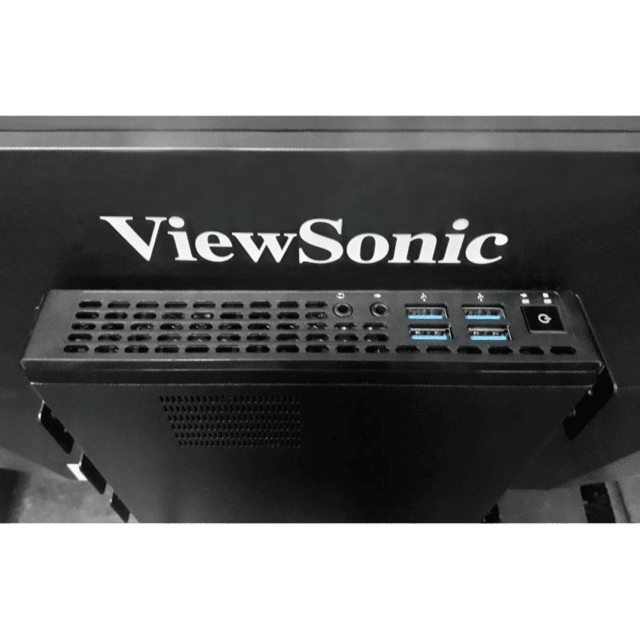 Imagen de Mini Pc Viewsonic Vot835 Intel I3 4gb 1tb Vesa Win10p