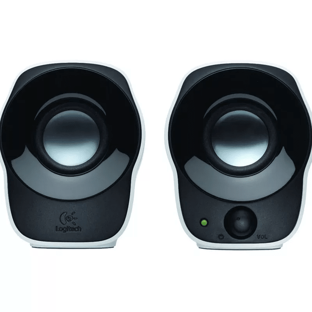 Parlantes Logitech Z120 Speakers Usb Y 3.5mm 1.2w