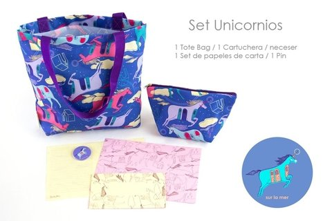 SET UNICORNIOS