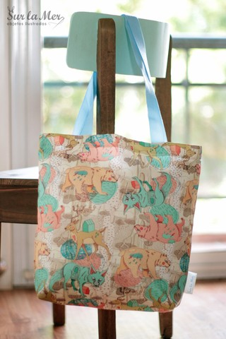 TOTE BAG BOSQUE