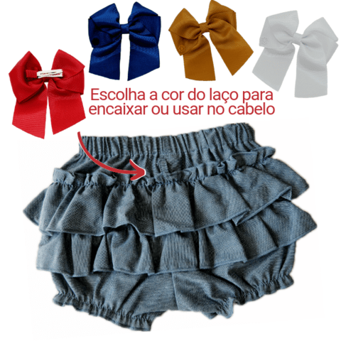 Bloomers Denim l Dalella