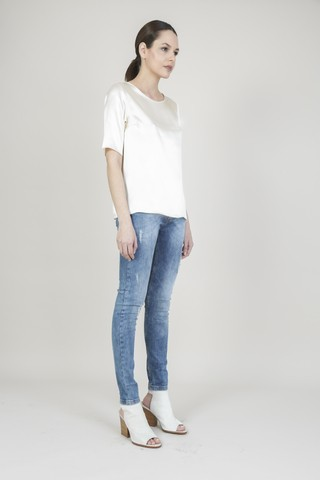 Top Silk Blanco en internet
