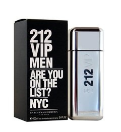 Perfume Carolina Herrera 212 Vip Men 100ml