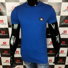 Camiseta Burberry Metal Azul