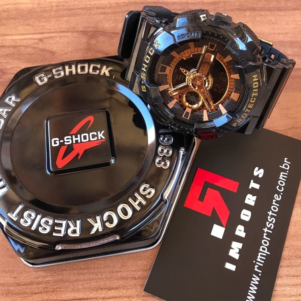 d6b6359d0d Relógio Casio G-Shock - Comprar em Rimports