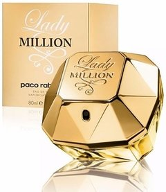 Perfume Lady Million 80ml