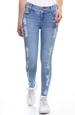 JEAN DESTROYED REF. 15709