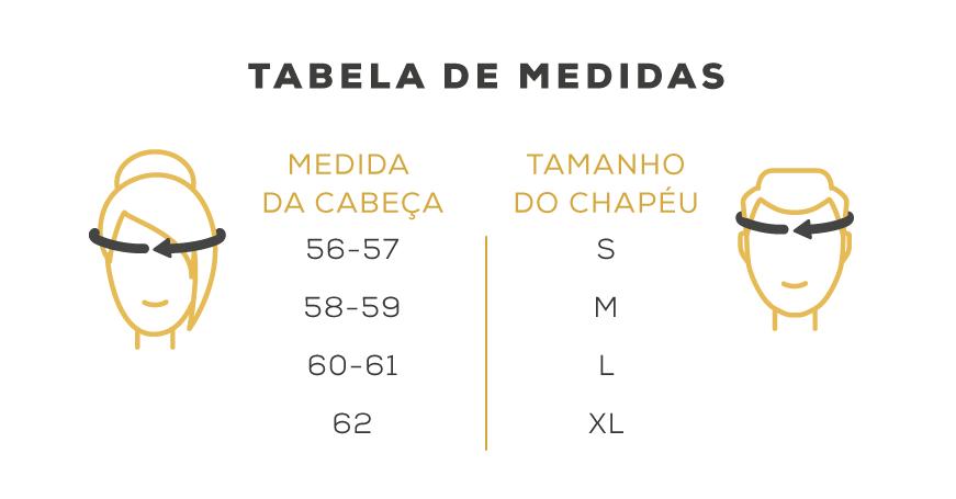 a552cfd878 Acompanhe na tabela abaixo qual o tamanho equivalente para o seu tipo  físico. Atenção  Procure não apertar com muita pressão a fita métrica.