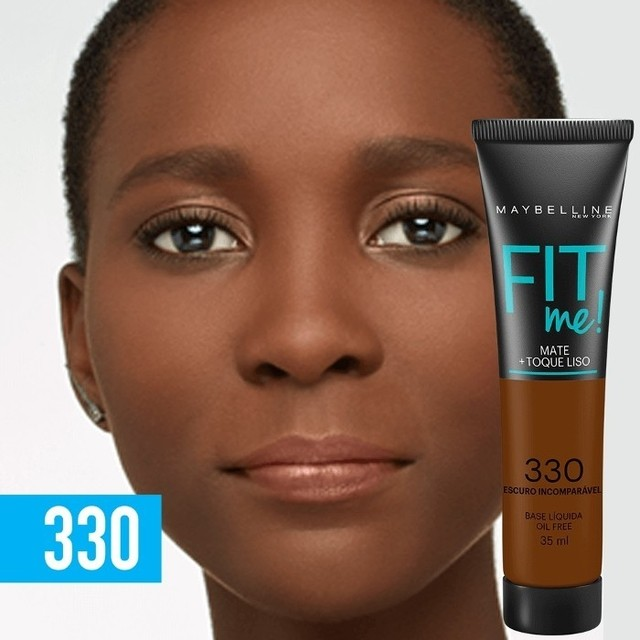 Base Fit me 330 - Maybelline - comprar online