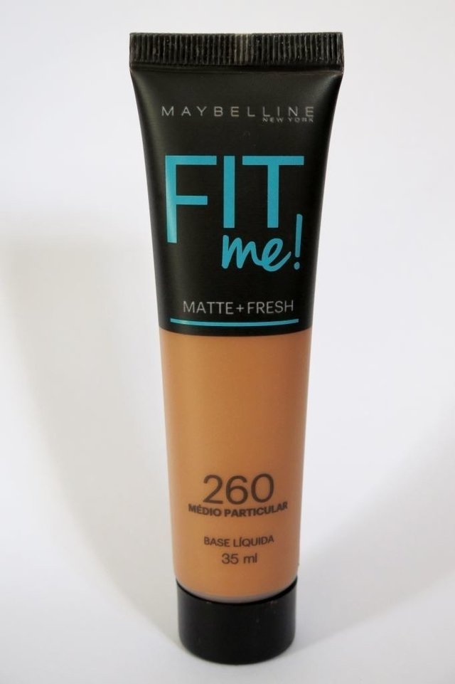 Base Fit me 260 - Maybelline - comprar online