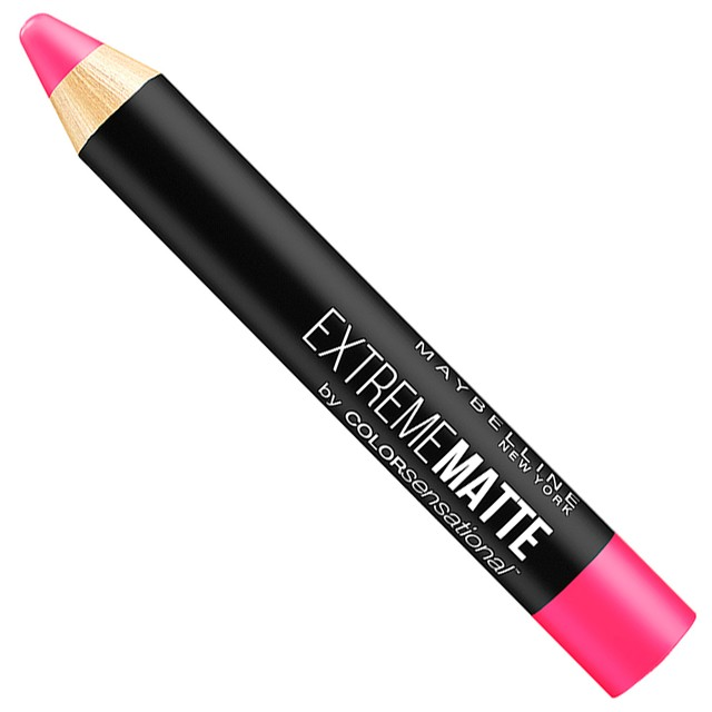 Lápis Batom Extreme Matte By Color Sensational 40 Tô Dentro! - Maybelline